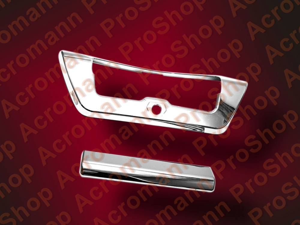Chrome Tailgate Cover for Ford F150