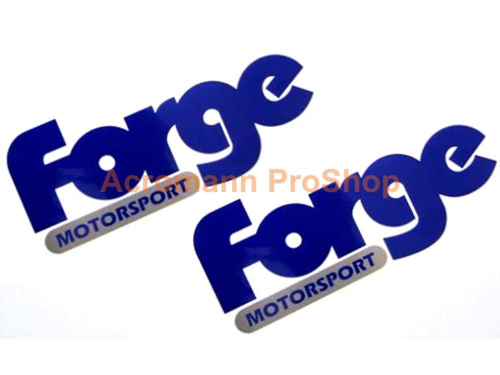 Forge 6inch Decal (Style#4) x 2 pcs