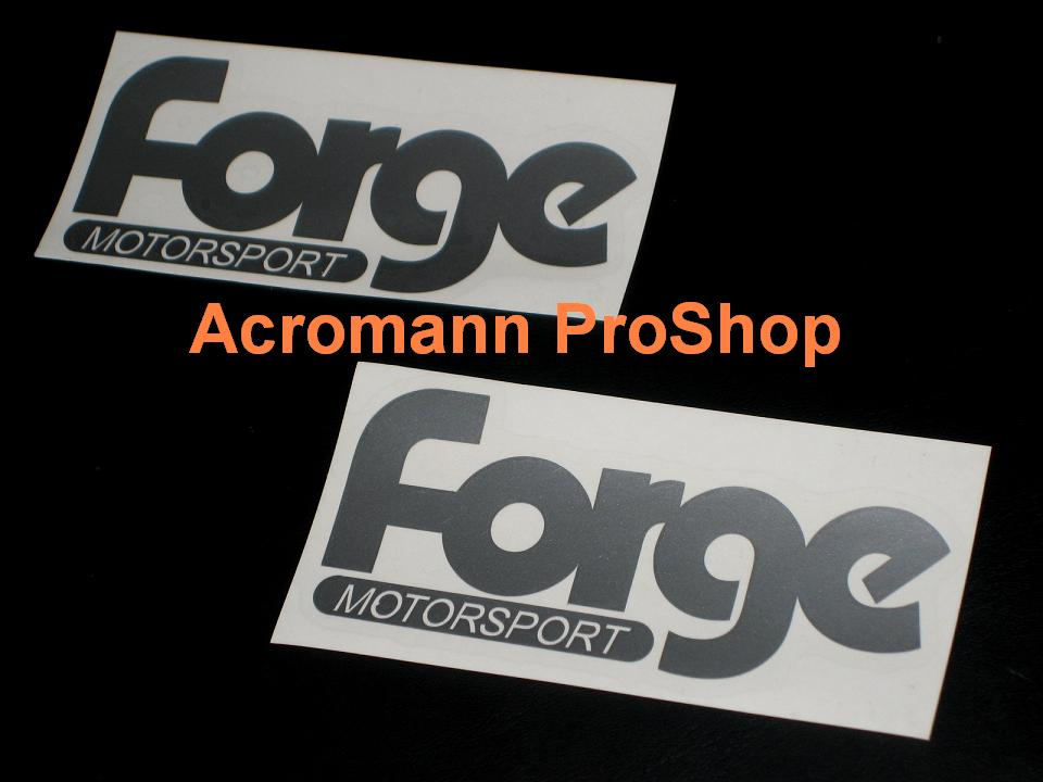 Forge 6inch Decal (Style#1) x 2 pcs