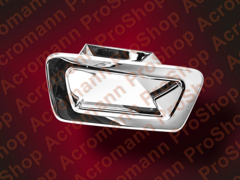 Chrome Tailgate Cover for GMC ACADIA