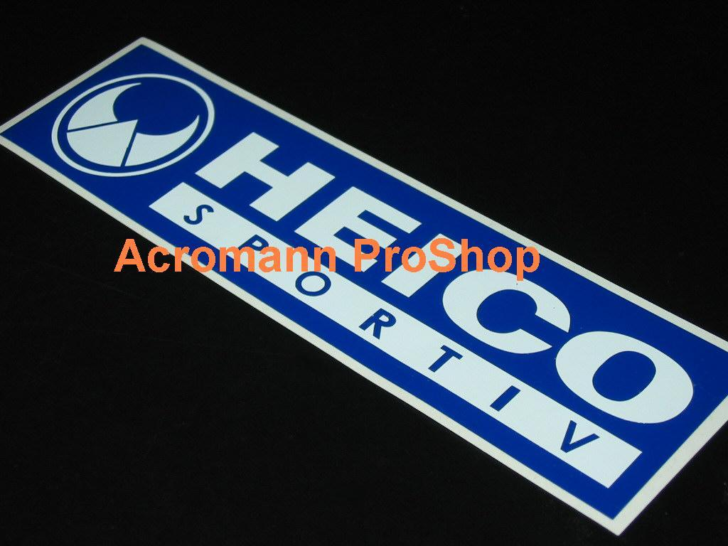 HEICO 6inch Decal (Style#2) x 2 pcs