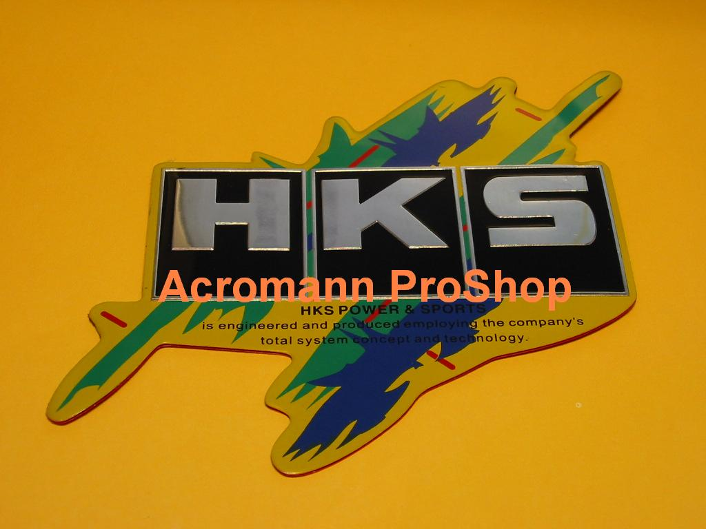 HKS Power Emblem (Big)