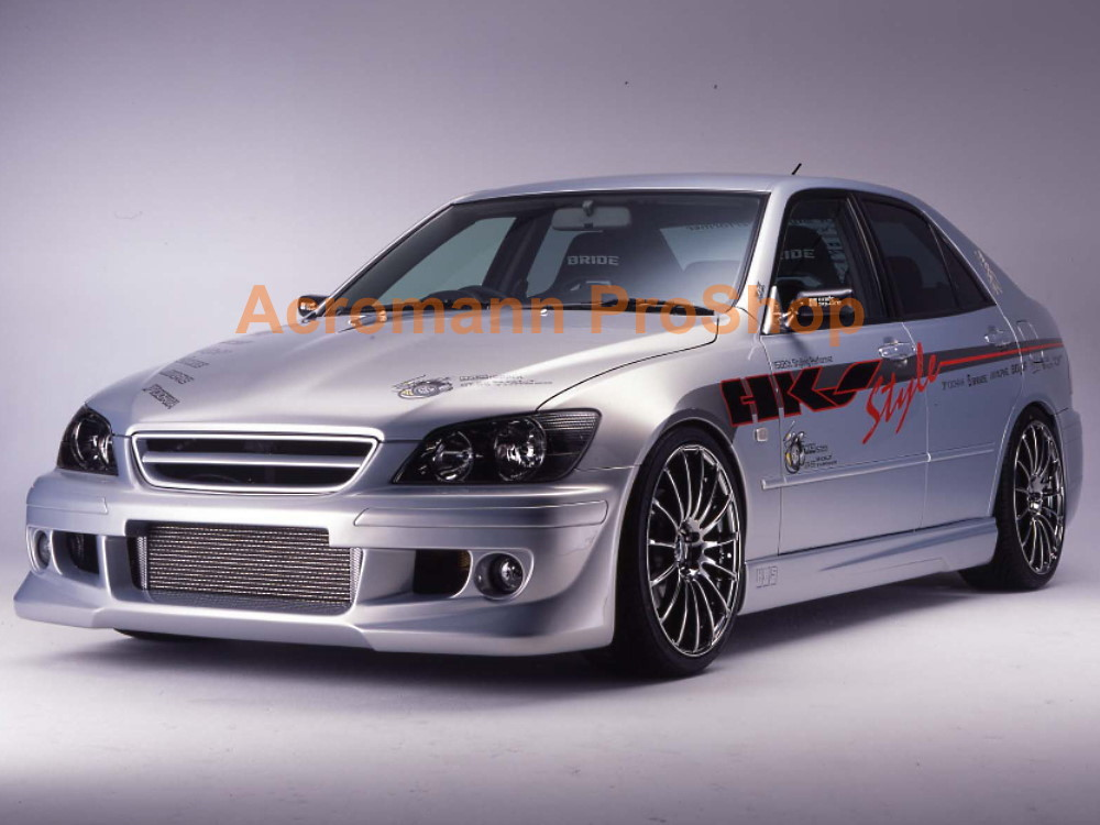 HKS Styling Performer Altezza IS220 Z R XE10 Side Stripes Decals
