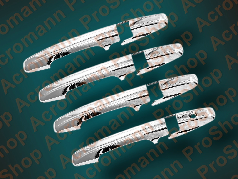 Chrome Door Handle Cover for honda civic / pilot