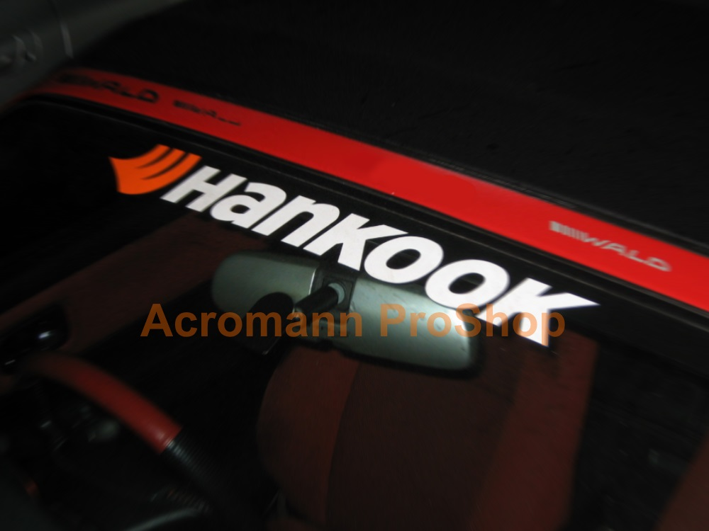 Hankook Windshield Decal (Style#1)