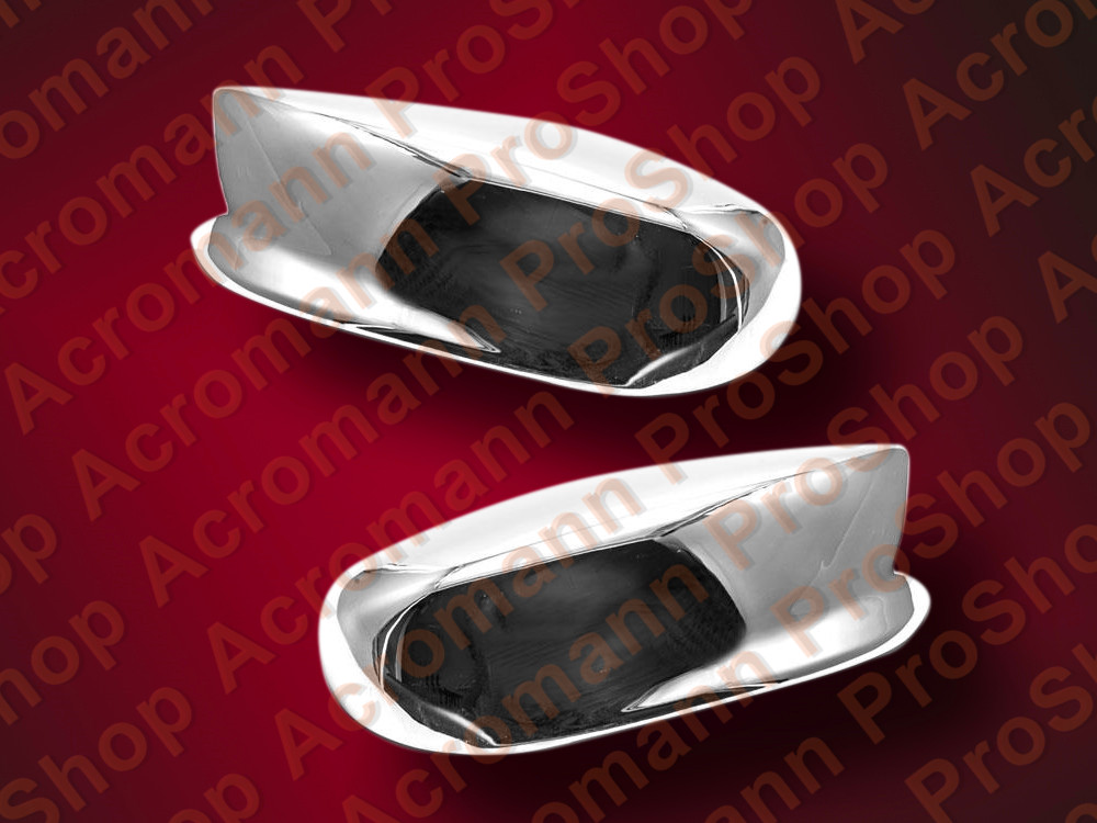 Chrome Door Mirror Covers for honda accord