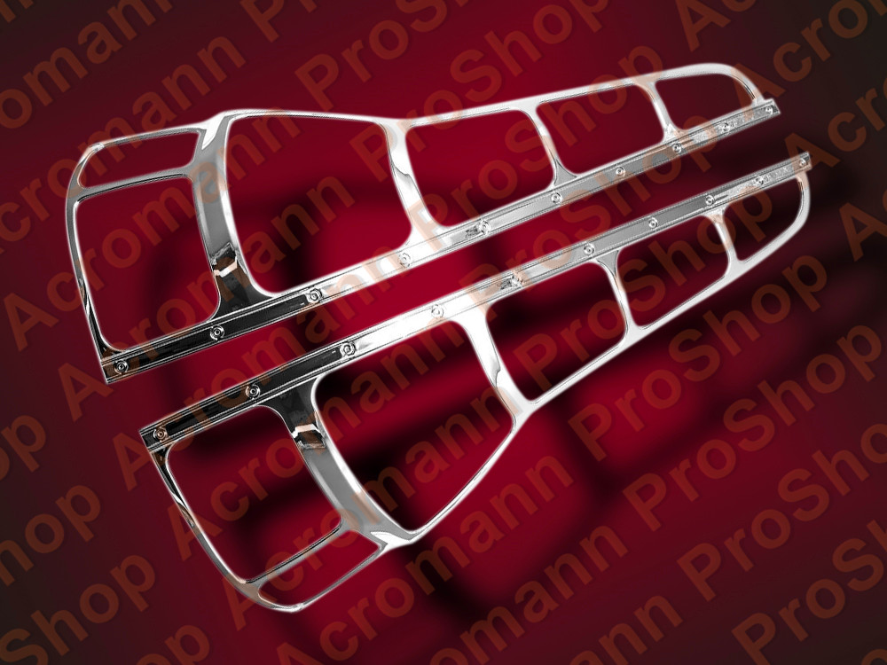 Chrome Taillight Cover for honda CR-V