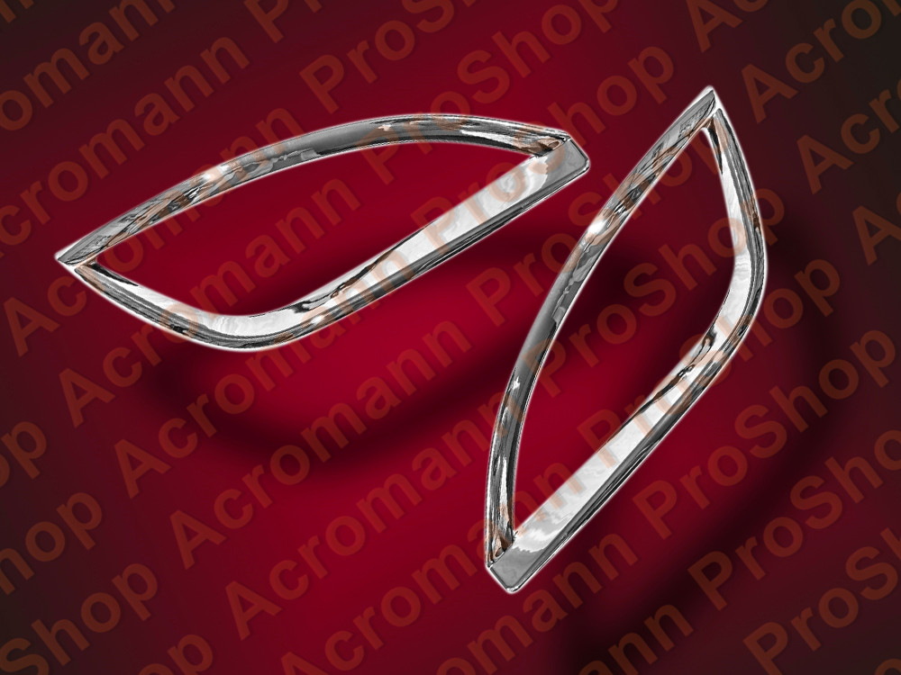 Chrome Foglight Cover for Hyundai TUCSON
