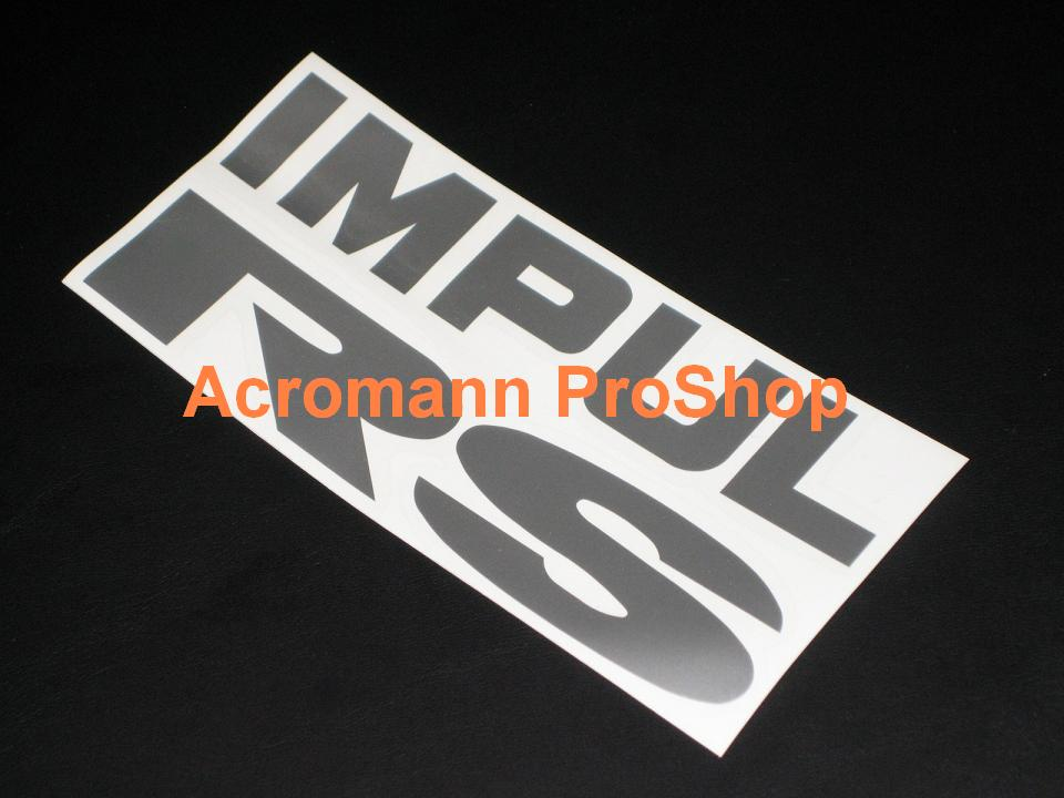 IMPUL RS 6inch Decal x 2 pcs