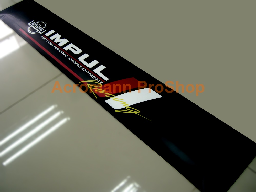 IMPUL Windshield Decal (Style#2)