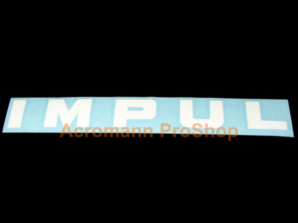 IMPUL Windshield Decal (Style#1)