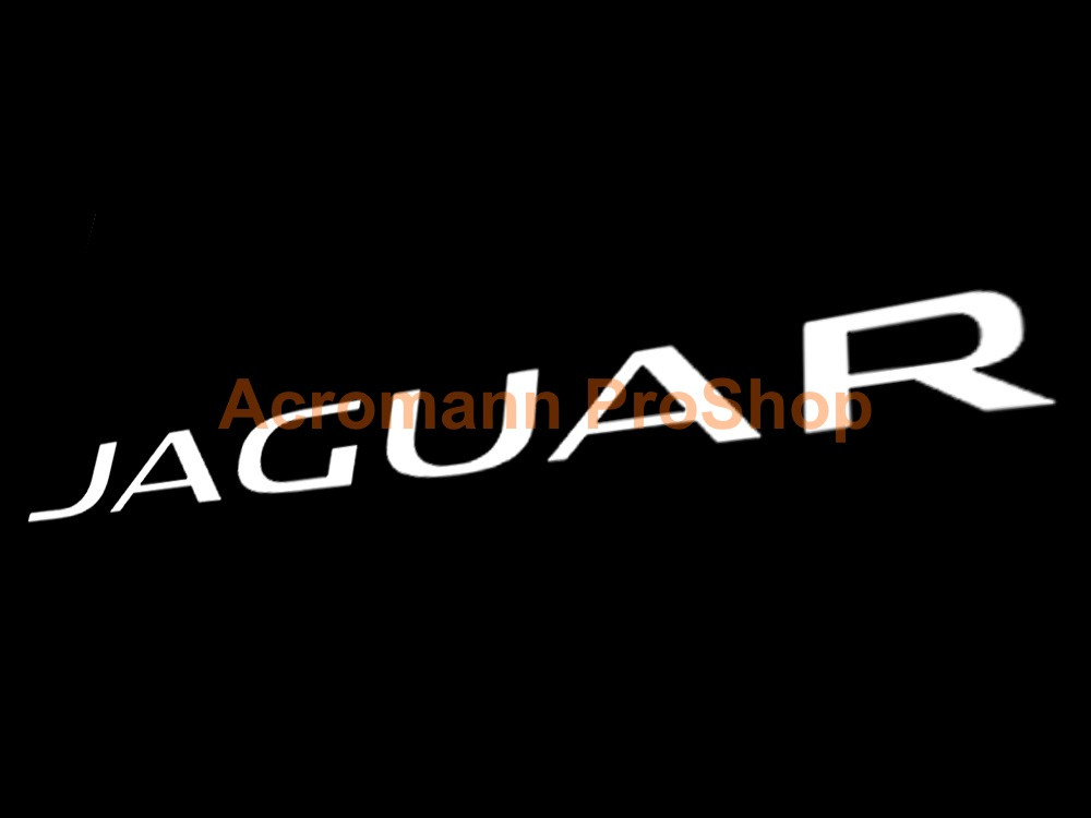 Jaguar 6inch Decal (Style#5) x 2 pcs