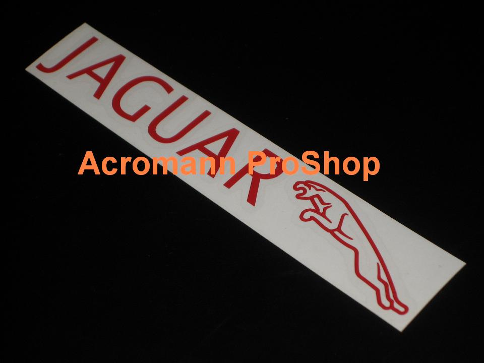 Jaguar 6inch Decal (Style#1) x 2 pcs