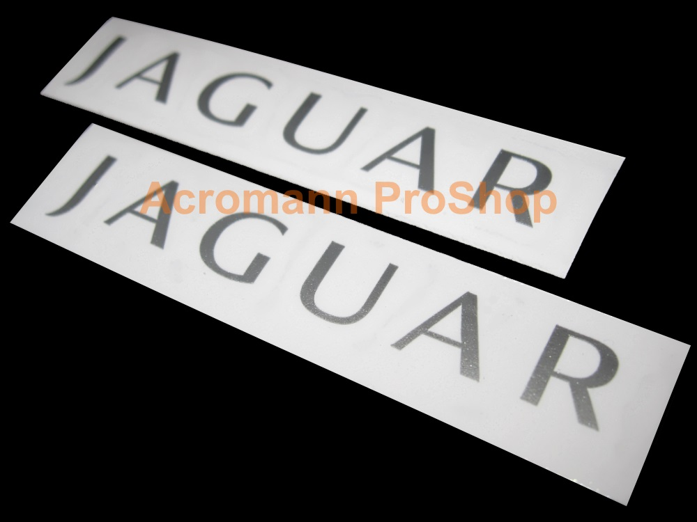 Jaguar 6inch Decal (Style#3) x 2 pcs