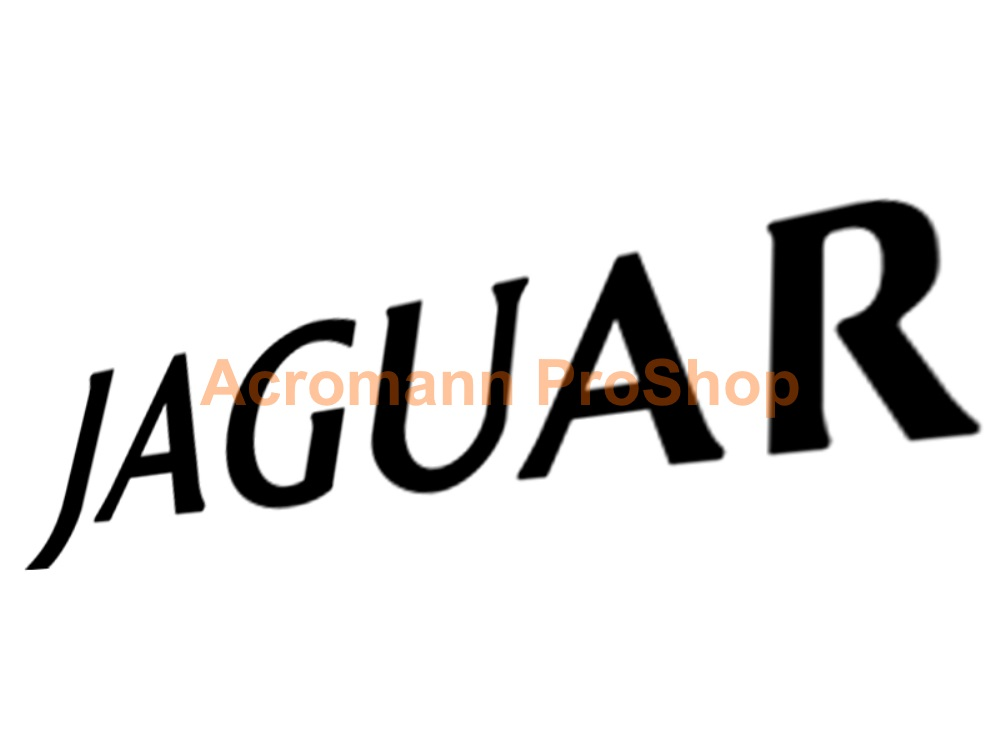 Jaguar 6inch Decal (Style#4) x 2 pcs