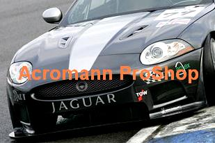 Jaguar Windshield Decal (Style#3)