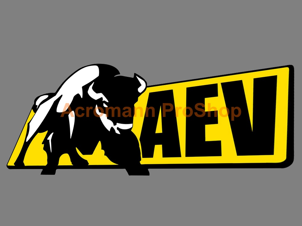 Jeep AEV American Expedition Vehicles 6inch Decal (Style#3)x2pcs