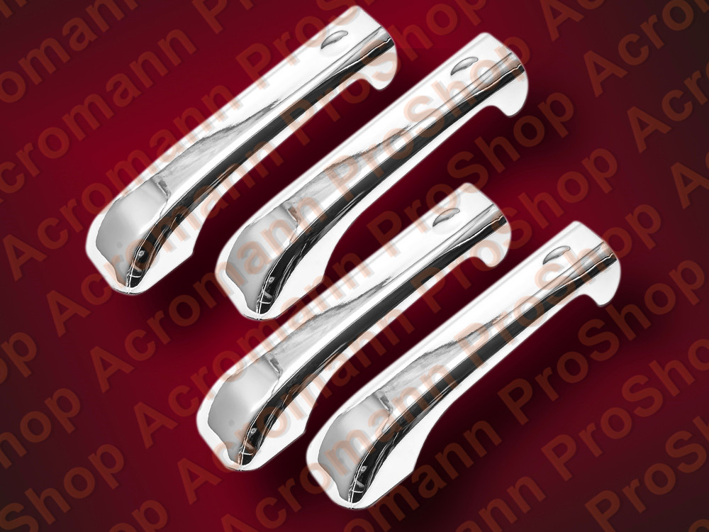 Chrome Door Handle Cover for Jeep GRAND CHEROKEE / COMMANDER