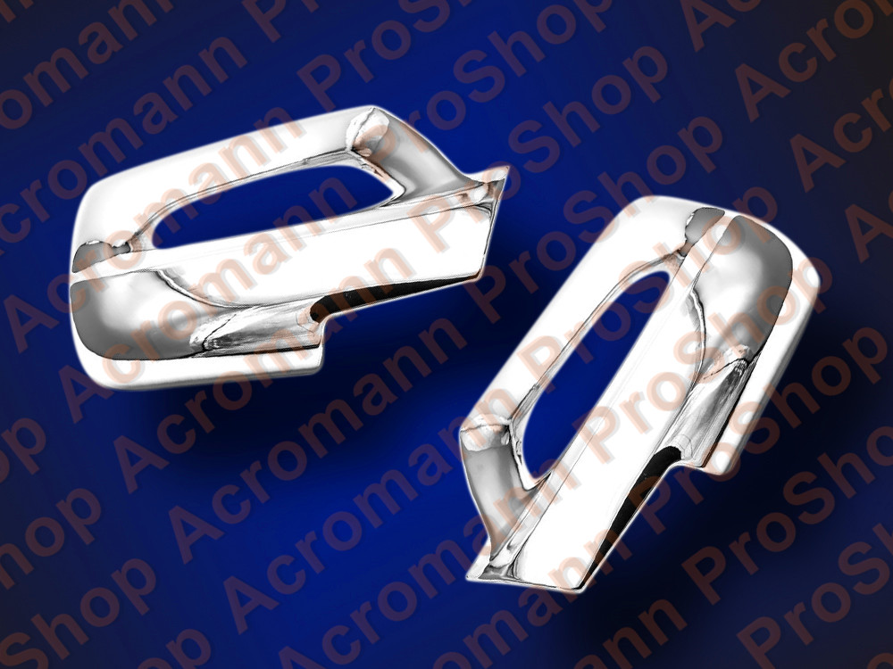 Chrome Door Mirror Covers for Jeep GRAND CHEROKEE