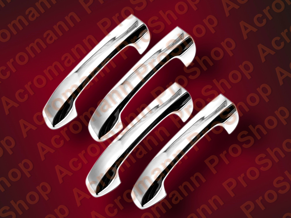 Chrome Door Handle Cover for JEEP LIBERTY / GRAND CHEROKEE