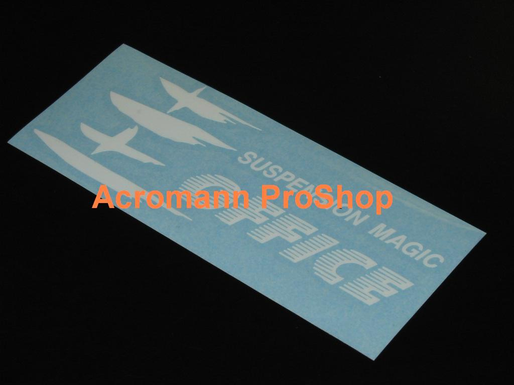 Kei Office 6inch Decal (Style#1) x 2 pcs