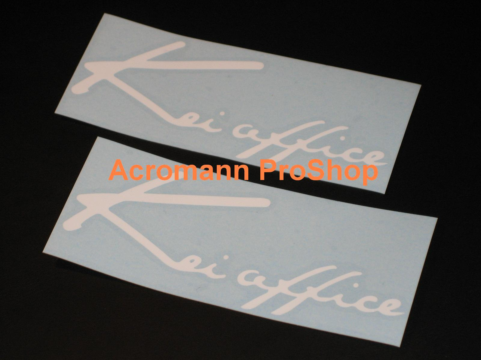 Kei Office 6inch Decal (Style#2) x 2 pcs