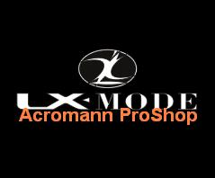 LX-Mode 6inch Decal (Style#2) x 2 pcs