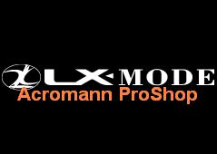 LX-Mode 6inch Decal (Style#1) x 2 pcs