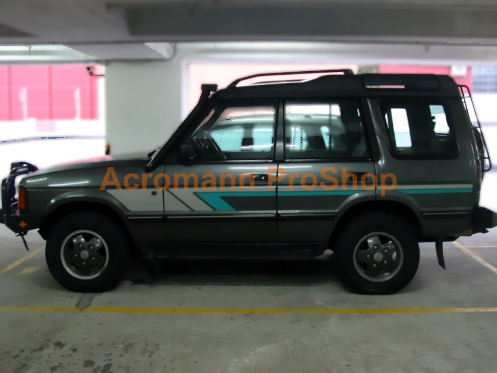 Land Rover Discovery Classic Side Stripe Decal Stylepair
