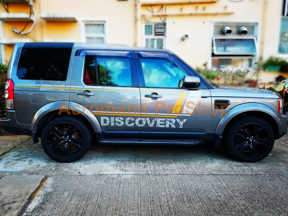 Land Rover DISCOVERY Large Side Door Decal (Style#2) x 1 pair