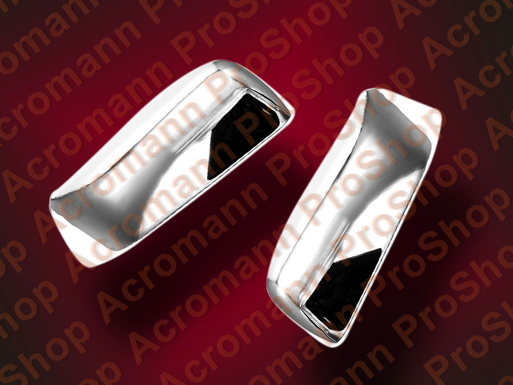 Chrome Door Mirror Covers for RANGE ROVER/DISCOVERY/FREELANDER