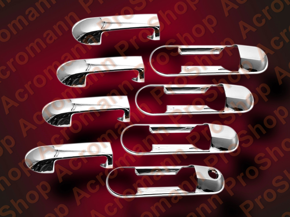 Chrome Door Handle Bowls for Lincoln AVIATONEER