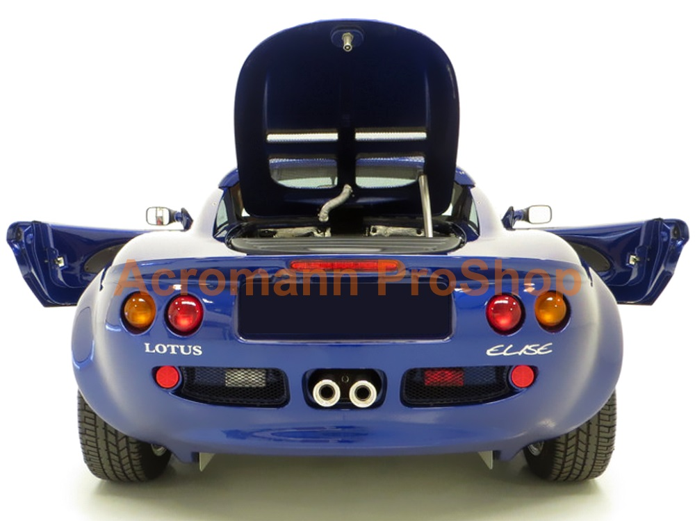 LOTUS & ELISE S1 Rear Clamshell Decal Set