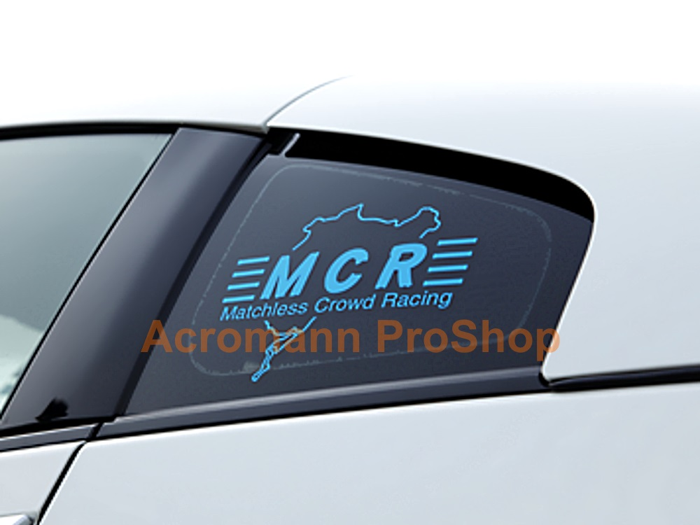 MCR 6inch Decal (Style#2) x 2 pcs