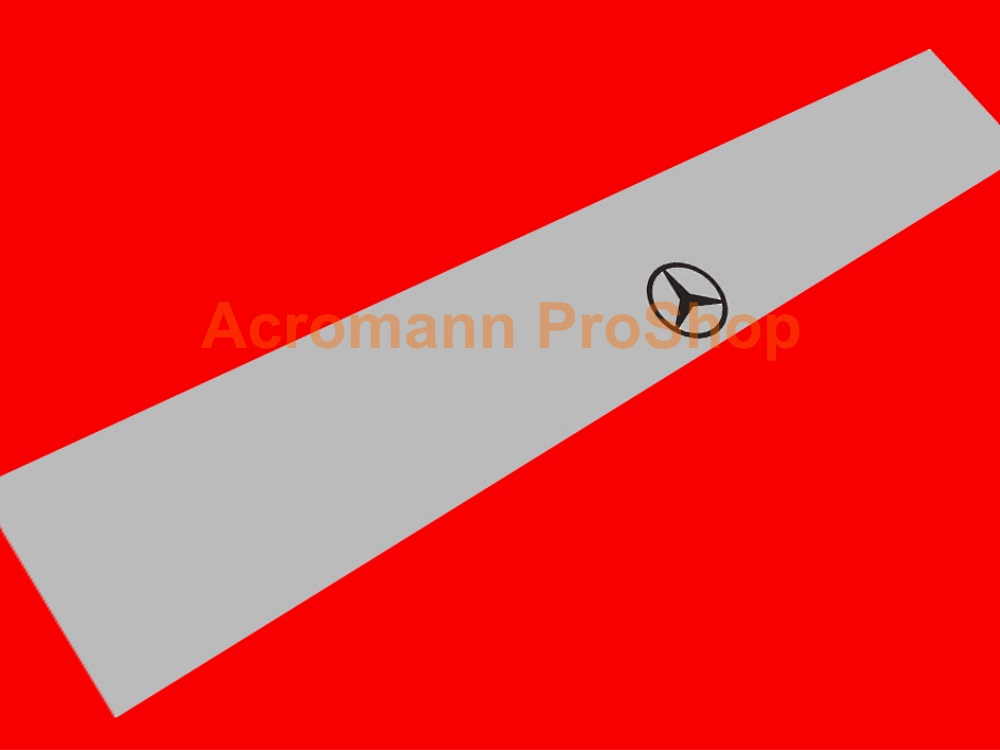 Mercedes-Benz Windshield Decal (Style#3)