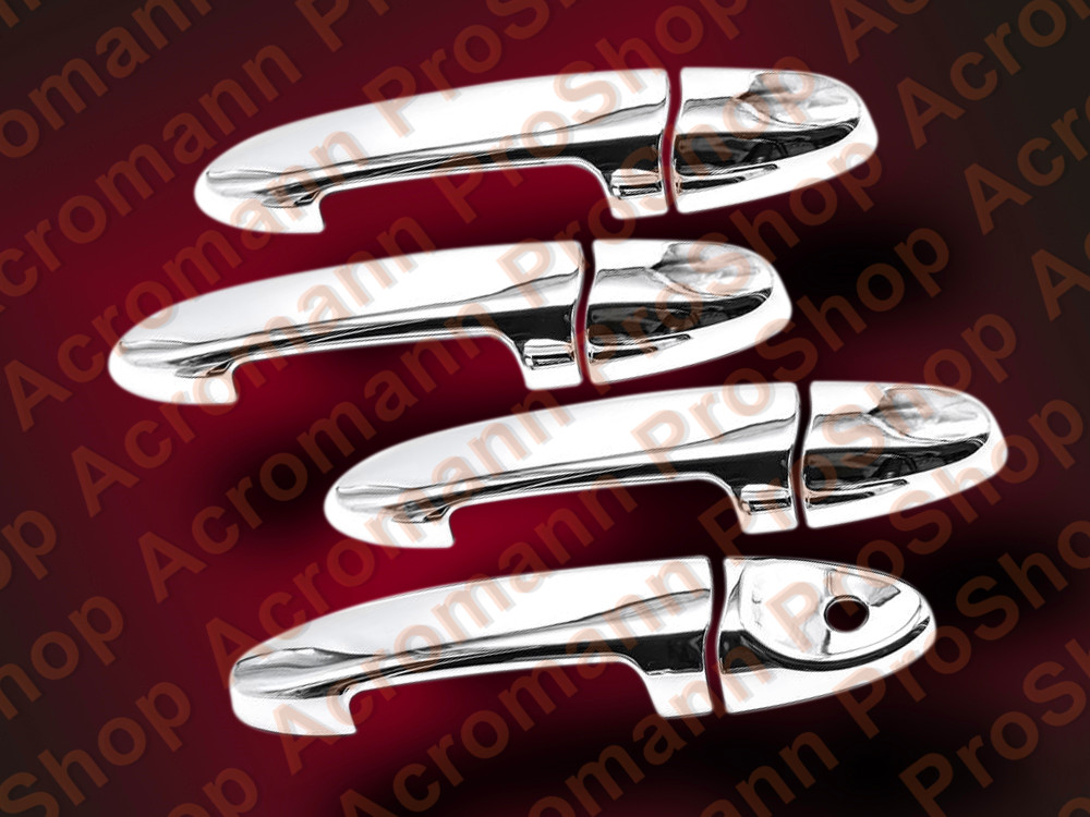 Chrome Door Handle Cover for Mercury MARINER