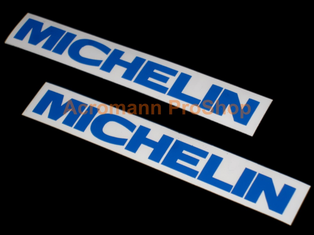 MICHELIN 6inch Decal (Style#1) x 2 pcs