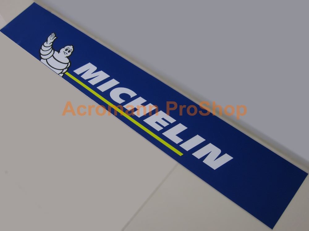 MICHELIN Bibendum Tire Man Windshield Decal (Style#1)