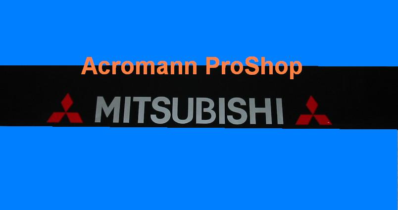 Mitsubishi Windshield Decal (Style#2)