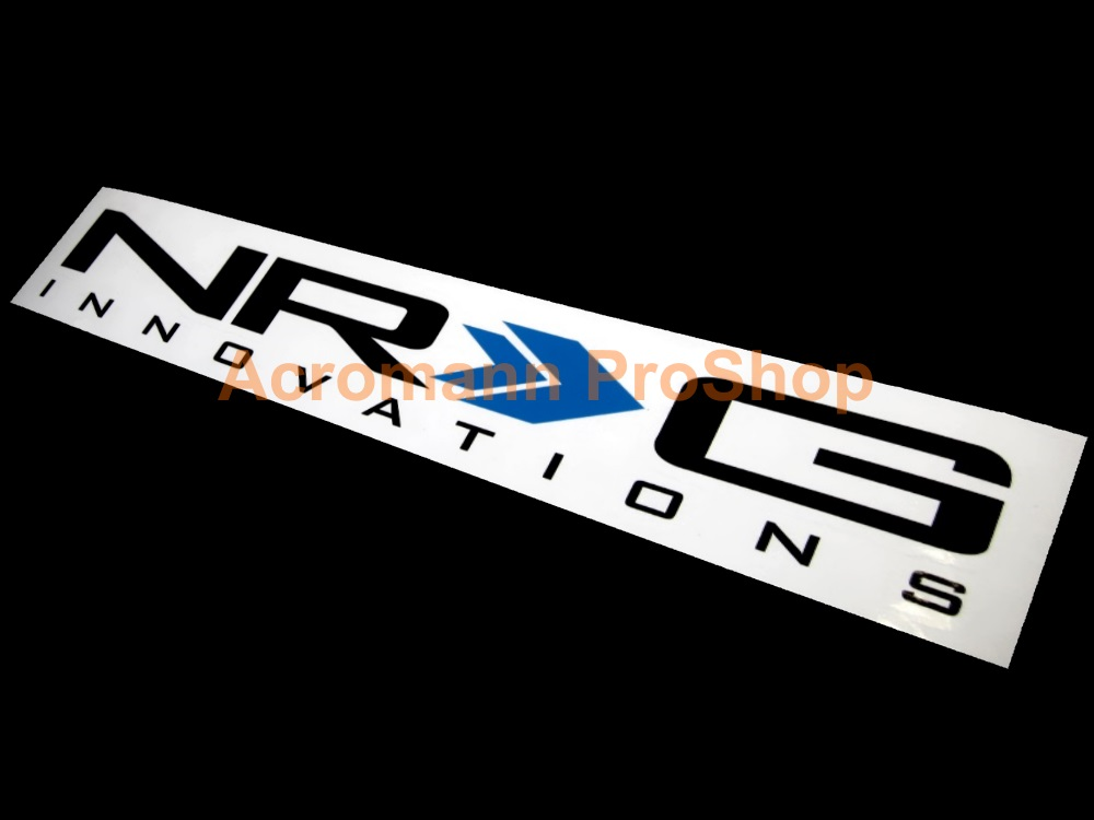 NRG Innovations Windshield Decal (Style#1)