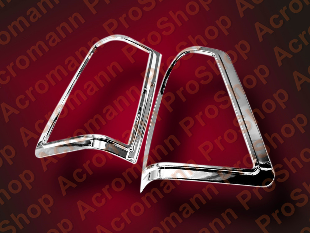 Chrome Taillight Cover for Nissan TITAN