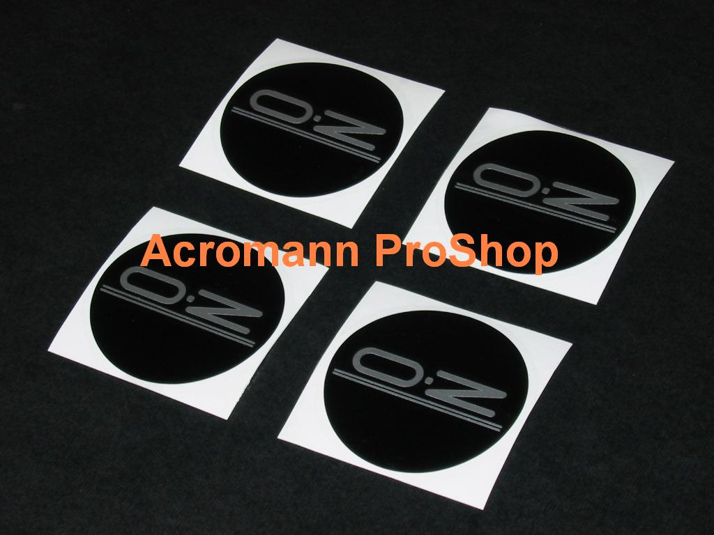 OZ Racing (O.Z) 2.2inch Wheel Cap Decal (Style#1) x 4 pcs