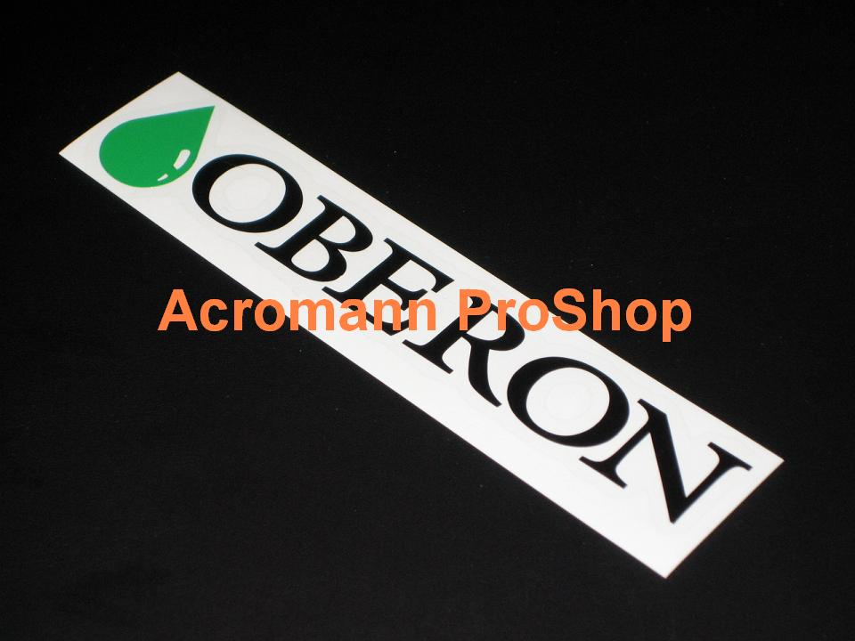 Oberon 6inch Decal (Style#1) x 2 pcs