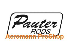 Pauter Rods 6inch Decal x 2 pcs