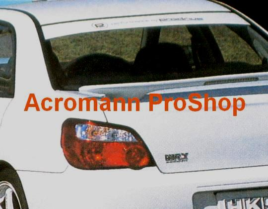 Prodrive Windshield Decal (Style#2)