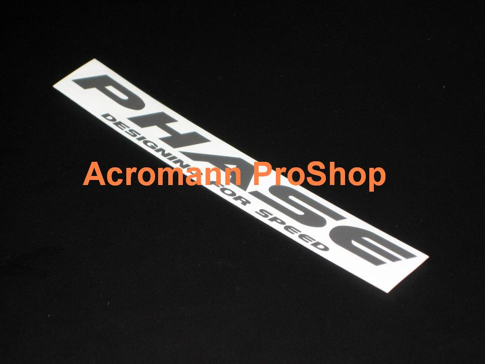 PHASE 6inch Decal x 2 pcs