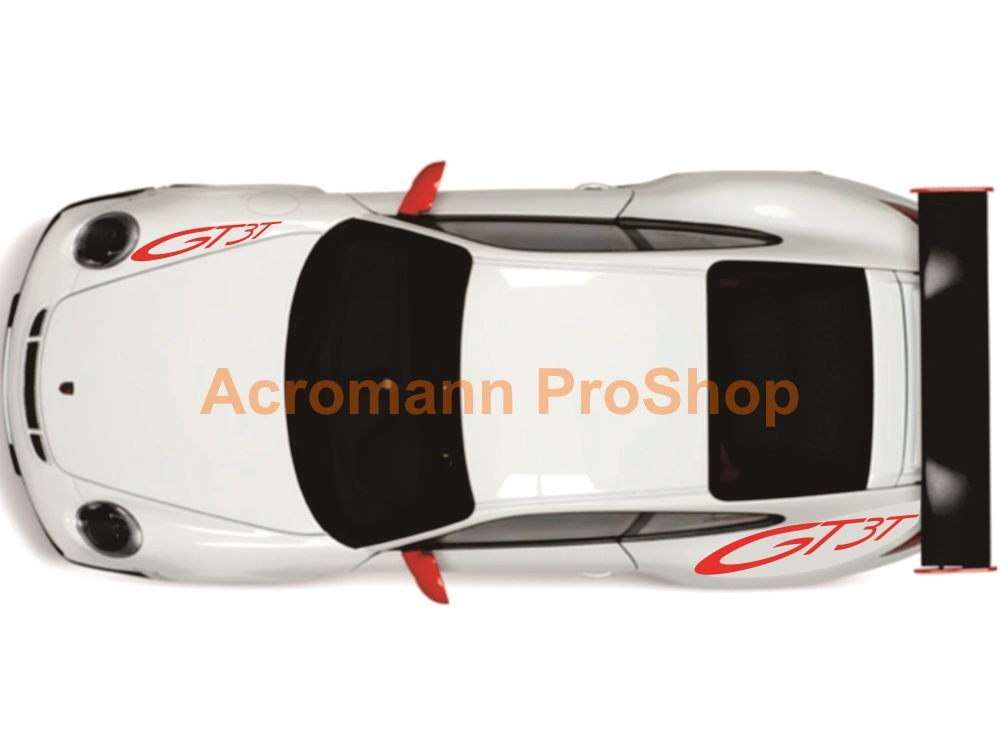 Porsche GT3 T Touring Fender Decal x 1 pair (Front & Rear)