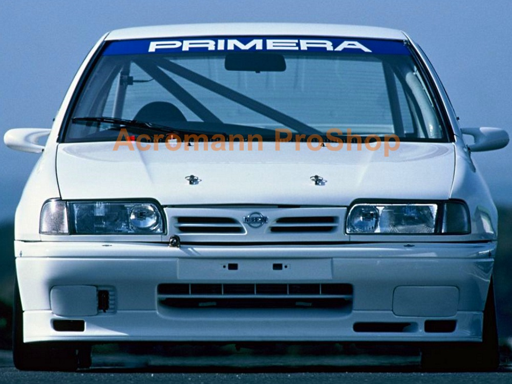 Nissan PRIMERA Windshield Decal (Style#1)