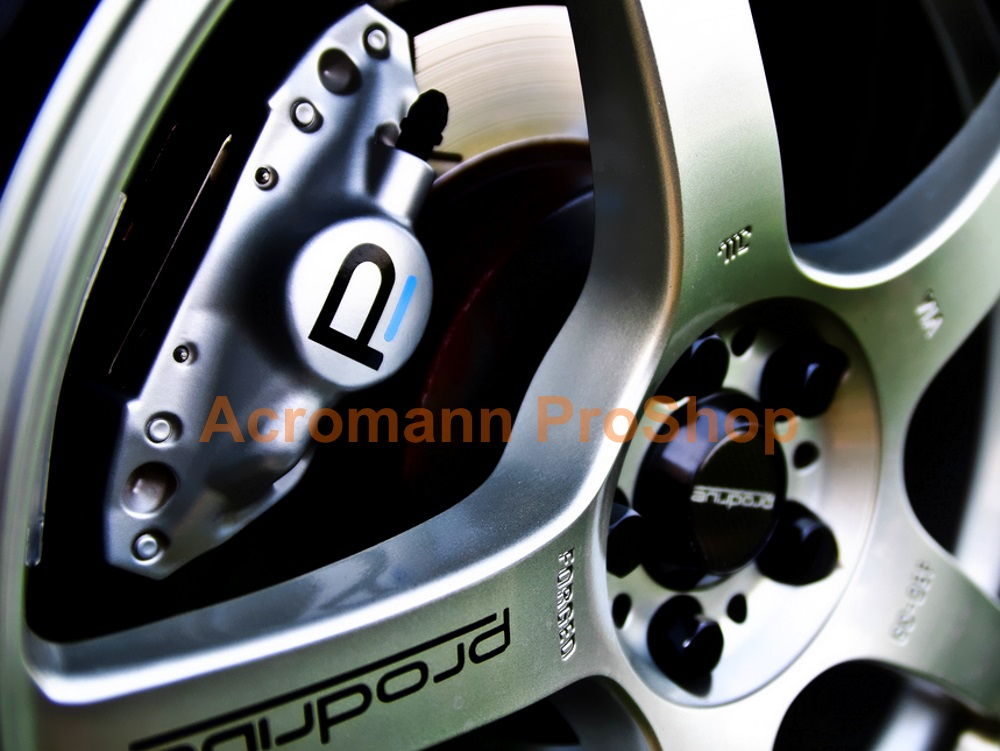 Prodrive 1.5inch Brake Caliper Decal (Style#3) x 2pcs