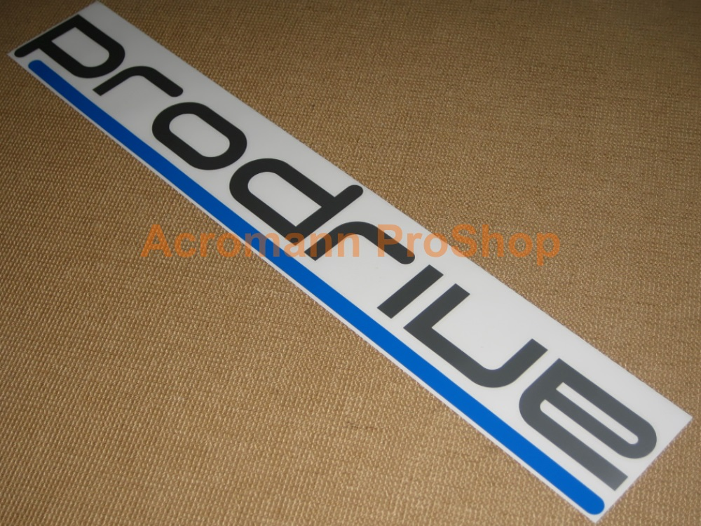 Prodrive Windshield Decal (Style#3)
